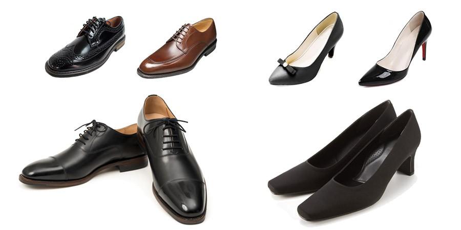 ご葬儀で履いていい靴、ダメな靴。喪服に合うのは?