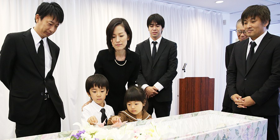 家族葬TOP