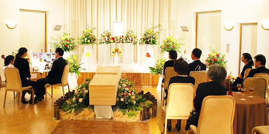 家族葬のイメージTOP