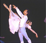 バレエに捧げた生涯