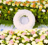 私も息子も大好きな主人にぴったりの葬儀でした