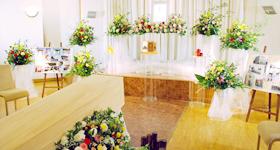 無宗教葬祭壇