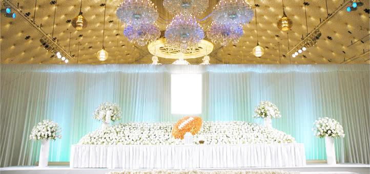 アメフト祭壇