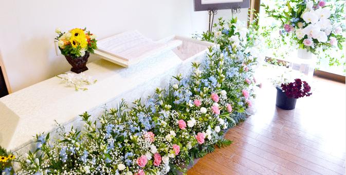 自宅葬祭壇