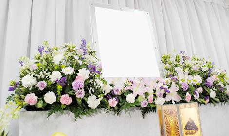 お母様の気品や優しさが伝わってくる花々