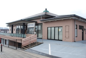 大林寺 山水閣(だいりんじ さんすいかく)