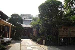 源覚寺(こんにゃく閻魔)