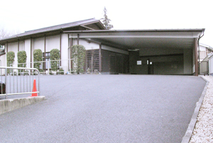 宝泉寺 別院(ほうせんじ べついん)