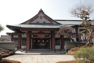 本行寺 鶴林殿