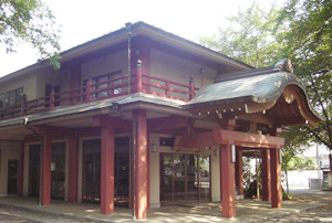 蓮華寺会館 摩尼殿(れんげじかいかん まにでん)