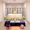 家族葬に最適な小ホール完備