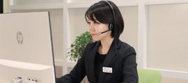 自社社員が全てのサービスを提供します