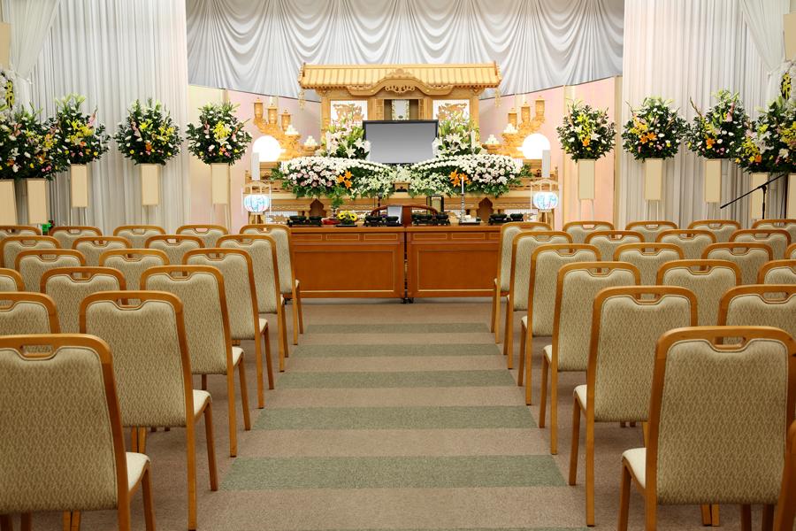 家族葬が行える斎場・葬儀場はたくさんある