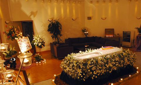 プライベートルーム葬