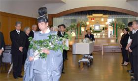 葬式 神道